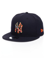 Hats - 9Fifty New York Yankees Stars & Stripes Military Snapback Hat-2379145