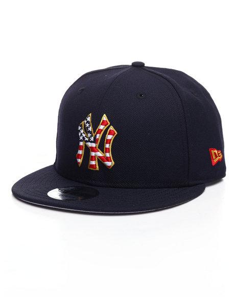 New Era - 9Fifty New York Yankees Stars & Stripes Military Snapback Hat