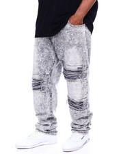 Jeans & Pants - Basic Denim W/Rip & Repair (B&T)-2377465