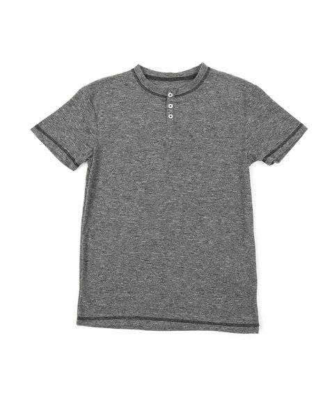Arcade Styles - Henley Shirt (8-20)