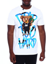 T-Shirts - DRIP TO HARD TEDDY TEE-2379360