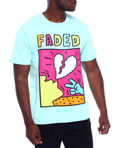 Reason - Faded Tee