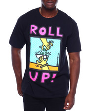 T-Shirts - Roll up Tee-2379712