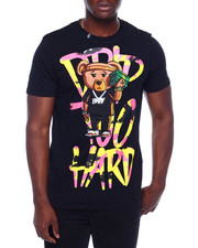T-Shirts - DRIP TO HARD TEDDY TEE-2379293