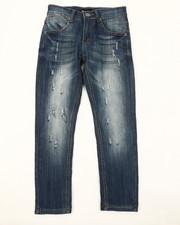 Boys - Ripped Denim Jeans (8-20)-2379593