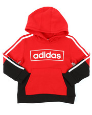 Adidas - Colorblock Pullover Hoodie (4-7)-2379633