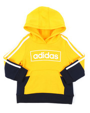 Sizes 2T-4T - Toddler - Colorblock Pullover Hoodie (2T-4T)-2379617