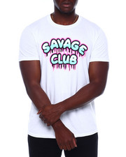 Hard Turn - SAVAGE CLUB TEE-2379402