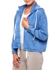 Outerwear - Lightweight Anorak Jacket-2379817
