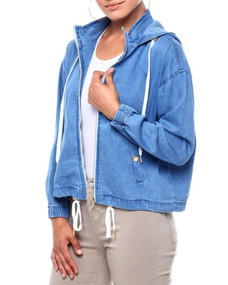 Fashion Lab - Lightweight Anorak Jacket