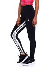 Black Pyramid - Optical Color Block Joggers-2377561