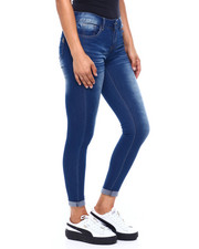 Bottoms - Washed 5 Pkt Skinny Jean-2379017