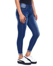 Fashion Lab - Washed 5 Pkt Skinny Jean-2379017
