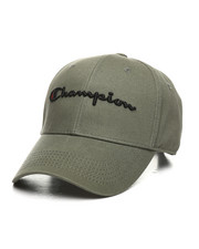 Champion - Classic Twill Logo Dad Hat-2379901