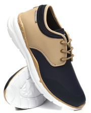 HAWKE & Co. - Skyler Low Color Block Sneakers-2380163