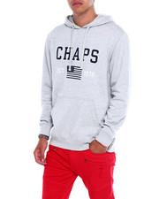 Chaps - ICONIC LOGO HOODIE W FLAG-2380131