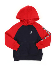 Hoodies - Archie CB Pullover Hoodie (2T-4T)-2379891
