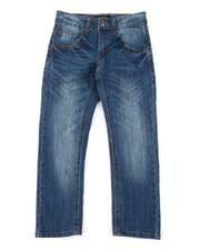 Lee - Slim Fit Stretch Denim Jeans (8-20)-2380395