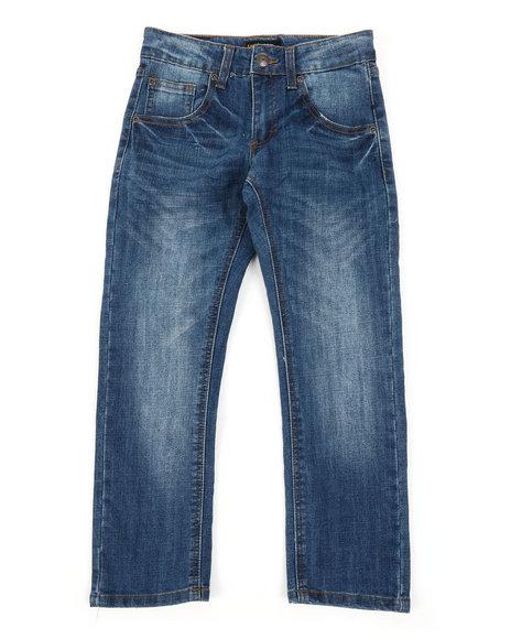 Lee - Slim Fit Stretch Denim Jeans (8-20)