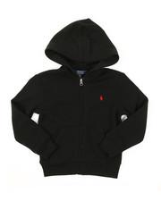 Polo Ralph Lauren - Collection Fleece Hoodie (4-7)-2379971