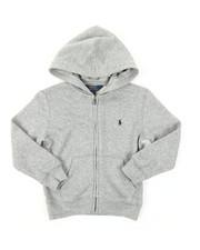 Polo Ralph Lauren - Collection Fleece Hoodie (4-7)-2379966