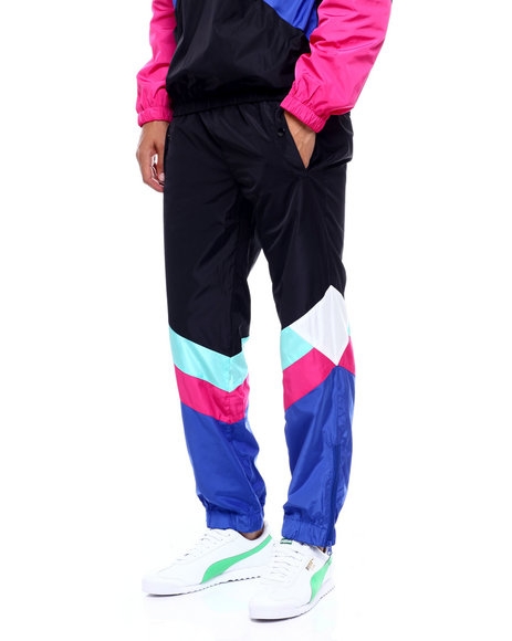 FTW - Colorblock Track wind pant