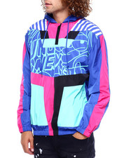 Outerwear - Graffiti Windbreaker-2380590