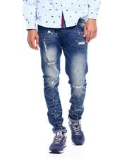 Jeans & Pants - Rip and repair Stretch Jean-2380619