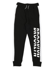 Brooklyn Cloth - Brooklyn Retro Jogger Pants (8-20)-2380877