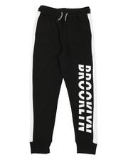 Brooklyn Cloth - Brooklyn Retro Jogger Pants (8-20)-2380877