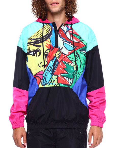 FTW - Comic Windbreaker