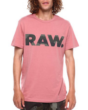 G-STAR - Raw Logo Tee-2380569