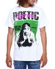 C-LIFE GROUP LTD - LUCKY POETIC JUSTICE TEE-2380506