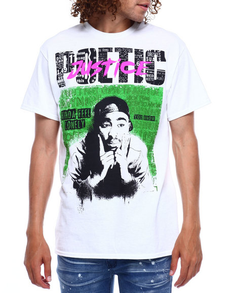 C-LIFE GROUP LTD - LUCKY POETIC JUSTICE TEE