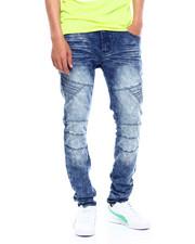 Jeans & Pants - SEAMED DETAIL STRETCH JEAN-2380641