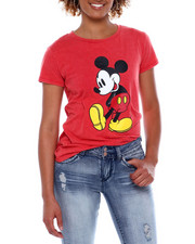 Graphix Gallery - Mickey Washed Tee-2381157