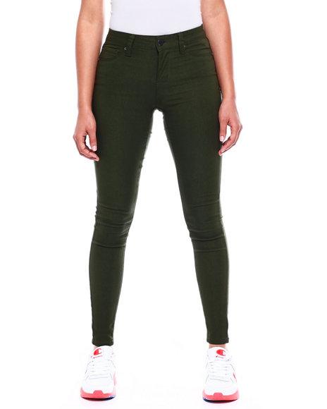 YMI Jeans - High Waisted Hyper Stretch Skinny