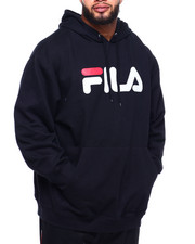 Fila - Pockets Pullover Hoodie (B&T)-2381594