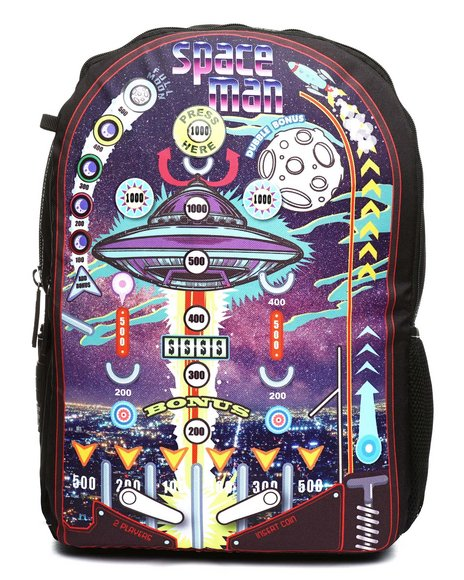 MOJO - Mojo Pinball Space Man Wizard Backpack
