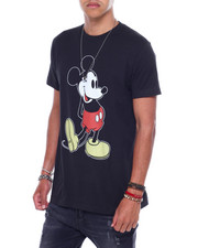Shirts - Vintage Mickey Mouse Tee-2381257