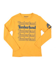 Timberland - Long Sleeve Timberland Tee (8-20)-2381544