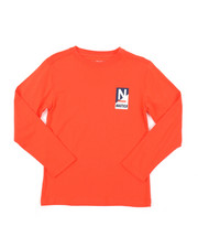 Nautica - Long Sleeve Crew Neck Tee (8-20)-2381574