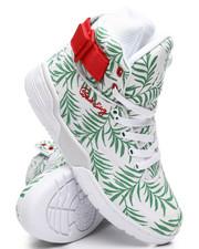 EWING - Ewing 33 HI Floral Leaves Sneakers-2381880
