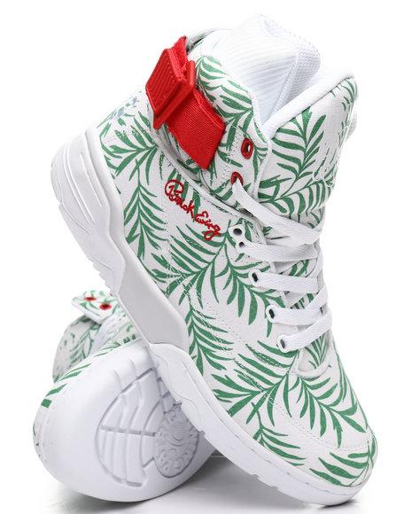 EWING - Ewing 33 HI Floral Leaves Sneakers