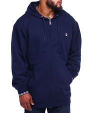 Hoodies - Zip Hood Left Chest Logo (B&T)-2382740