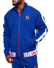 Hustle Gang - Opening Day Jacket (B&T)-2382413
