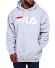 Fila - Pockets Pullover Hoodie (B&T)-2382665