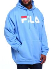 Fila - Pockets Pullover Hoodie (B&T)-2382688