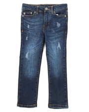 Buffalo - 5 Pocket Skinny Fit Denim Jeans (4-7)-2381776