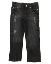 Buffalo - 5 Pocket Slim Straight Fit Denim Jeans (4-7)-2381792
